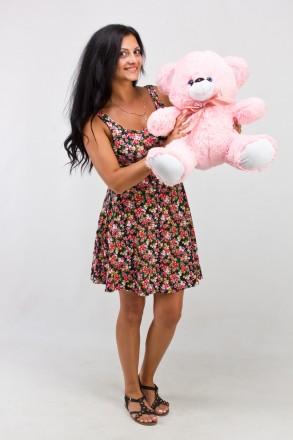 Мягкая игрушка плюшевый медведь мишка Томми 50см 7 ЦВЕТОВ. Днепр. фото 1