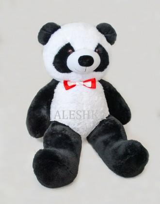 Плюшевый мишка мягкая игрушка Teddy bear медведь Панда Panda 135 см. Днепр. фото 1