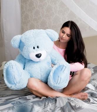 Плюшевый медведь мишка мягкая игрушка Гриша 100см 7 ЦВЕТОВ. Днепр. фото 1