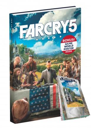 Гайд Far Cry 5 guide | Официальное коллекционное издание | новый. Запорожье. фото 1