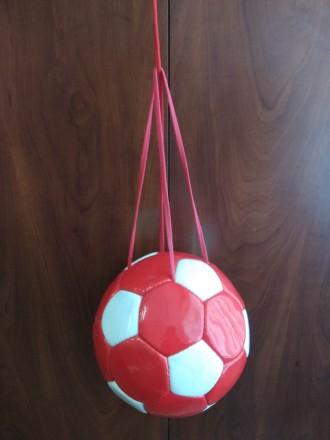 Мяч на веревки (футбольный тренажёр). Киев. фото 1
