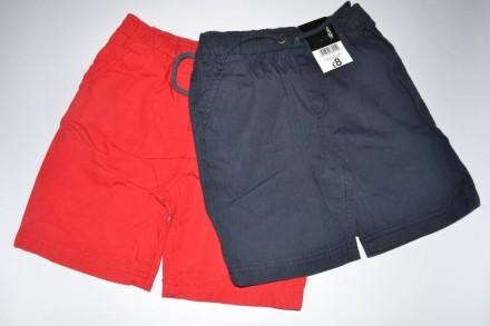 Набор шортов для мальчика 4-5 лет от George, цена за набор, смотрите замеры. Чаплинка. фото 1