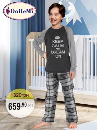 DoReMi Dream On Пижама Детская Для Мальчиков. Херсон. фото 1