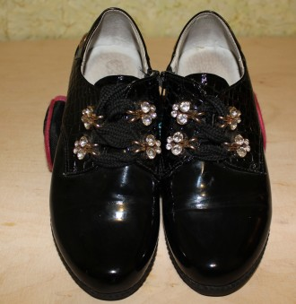 Туфли, ботинки для девочки на осень. Чернигов. фото 1