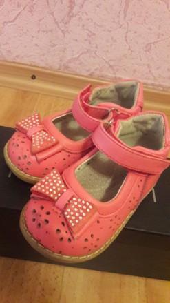 Нарядные туфельки для малышки.. Бердянск. фото 1