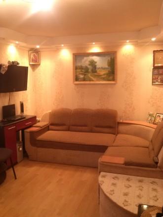 Срочно продам комнату в трехкомнатной квартире. Сумы. фото 1