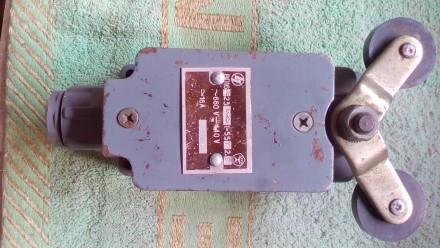 Выключатель путевой ВП16Е23Б251. Мелитополь. фото 1