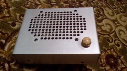 Динамик радио алюминиевый. Мелитополь. фото 1