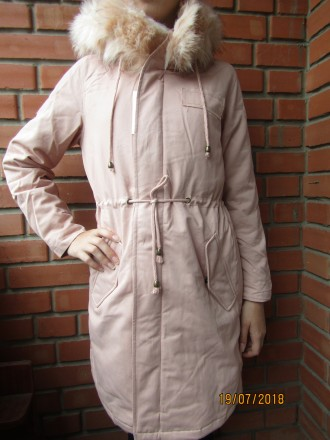 Парка куртка для девочек деми, 134-170, венгрия. Полтава. фото 1