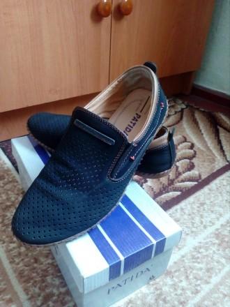 Туфли Макасины. Гайворон. фото 1