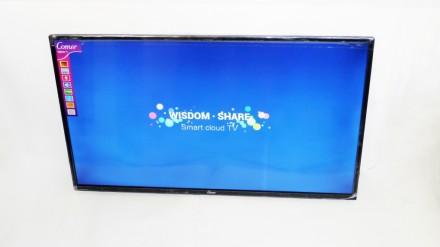 LCD LED Телевизор Comer 40