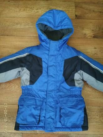 Куртка Зима-осень-весна. Бердянск. фото 1