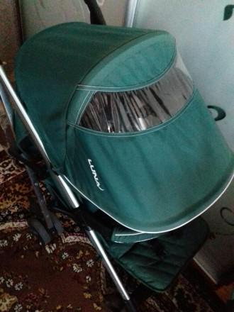 Продам детскую коляску трость Moobaby Luna. Бердянск. фото 1