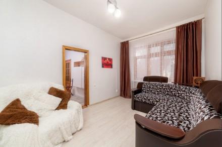 Двухкомнатная квартира в центре города. Одесса. фото 1