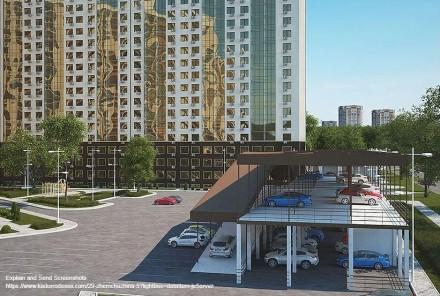 Продаётся квартира в сданной Жемчужине на Архитекторской. Одесса. фото 1