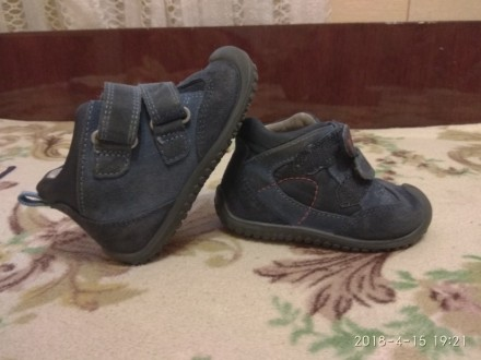 Кроссовки, ботинки, туфли 20 р-р. Шостка. фото 1