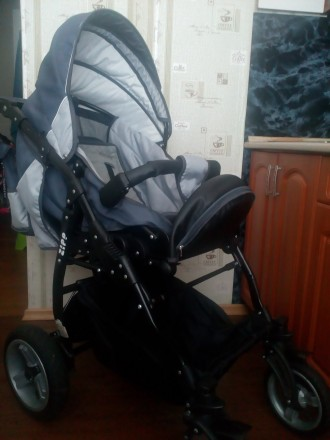 Дитяча коляска Adbor Zipp 2в1. Киев. фото 1