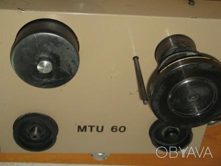 Манометр грузопоршневой MTU-60 (МП-60)