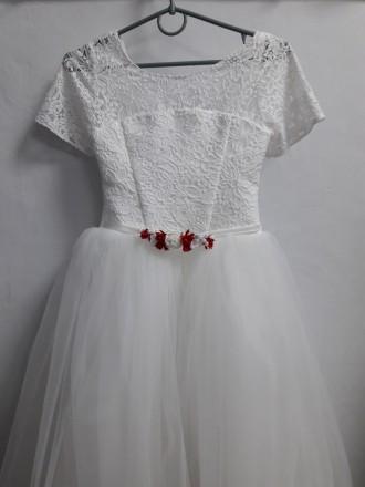 Дитяче святкове плаття. Черновцы. фото 1