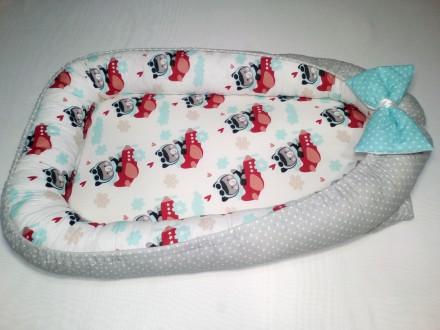 Babynest — гнездышко для новорожденных.. Мариуполь. фото 1