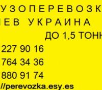 Заказать Газель до 1,5 тонн 9 куб м Д-3,10 мм.; Ш-1,80 мм.; В-1,50 мм ремни груз. Киев, Киевская область. фото 6