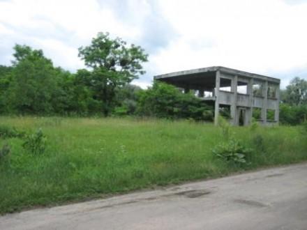Недостроенный дом. Канев. фото 1