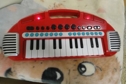 Музыкальная клавиатура пианино ELC mothercare. Киев. фото 1