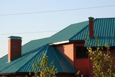 Металлочерепица от производителя в Одессе. Одесса. фото 1