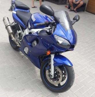 Yamaha R6 2000 г 2900$ или пригоню под заказ. Днепр. фото 1