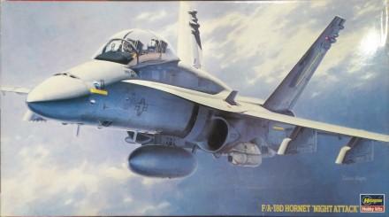 Сборная модель самолета F/A-18D Hornet 1:72 Hasegawa. Одесса. фото 1