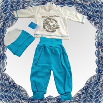 Костюм для новонароджених, костюм для новорожденных, БОМА, 1123.32. Киев. фото 1