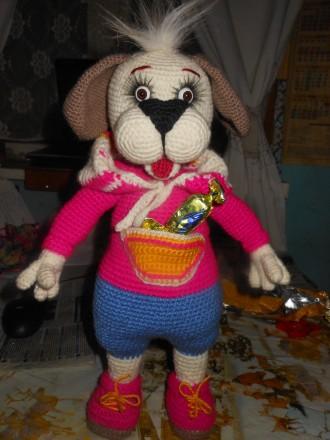 игрушки итерерные,текстильные,подарок. Кривой Рог. фото 1