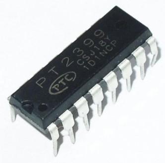 Микросхема задержка, дилей, delay, эхо PT2399, ПТ2399, 2399. Кропивницкий. фото 1