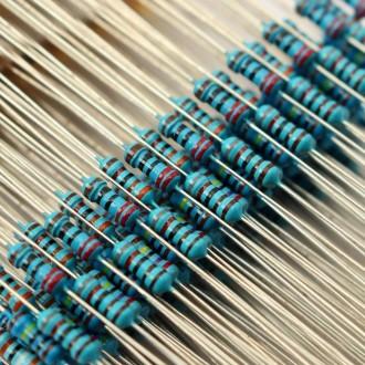 Резисторы постоянные, сопротивление. 1%, 5%. Кропивницкий. фото 1