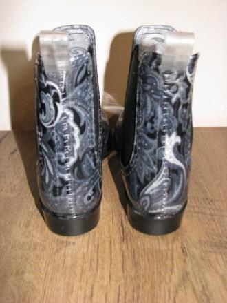 Розпродаж посилки з Шотландії - Резинові чоботи - устілка 24 7dfe3f000bcd6
