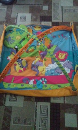 Детский развивающий коврик. Никополь. фото 1