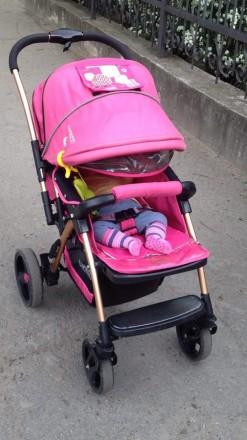 Прогулочная коляска Baciuzzi +подарок на выбор. Кременчуг. фото 1