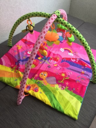 Развивающий коврик baby fairyland. Киев. фото 1