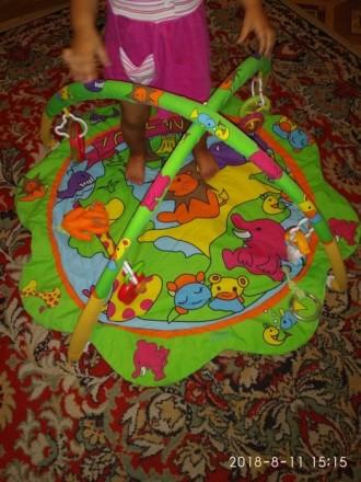 Развивающий коврик Canpol Babies. Киев. фото 1