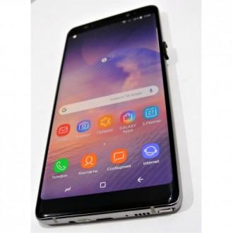 Samsung Galaxy Note 9. 2сим.Экр.6.4 дюй,8 яд.13мп.Анд.8. Одесса. фото 1