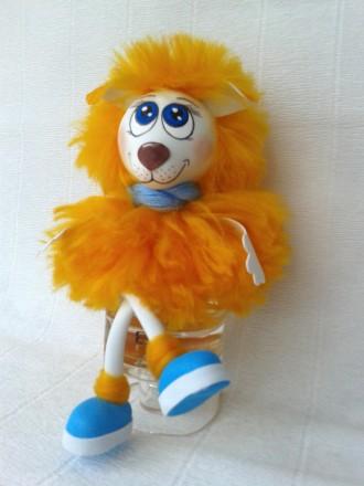 Кукла Собачка из фоамирана. Запорожье. фото 1