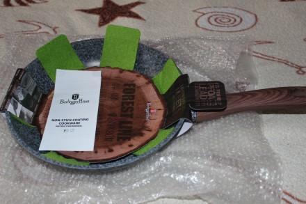 Сковородка Berlinger Haus гранітне покриття, діаметр 20,24,26,28,30. Тернополь. фото 1