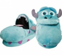 Домашние тапочки monster university disney pixar корпорация монстров, салли sull. Сокиряны. фото 1