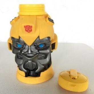 Transformers Bumblebee Hasbro термос чашка Трансформеры. Сокиряны. фото 1