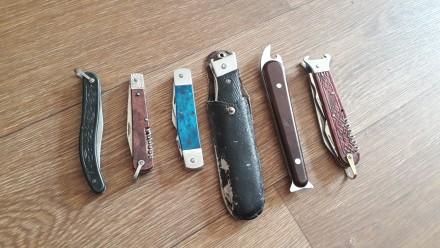 Продам ножи складные СССР. Харків. фото 1