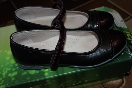 Туфли кожа Tobi. Тернопіль. фото 1