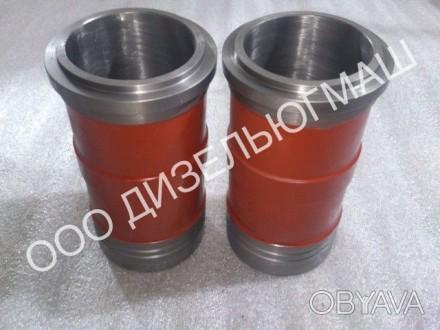 Втулка цилиндра 2ОК1.02на компрессор 2ОК1