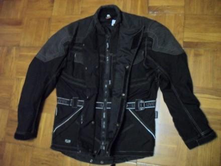Мото-куртка Uvex ( Германия ) , размер L-XL ( 52-54 ). Киев. фото 1