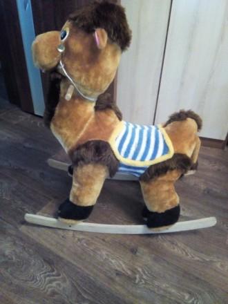 Продам верблюда-качалку. Никополь. фото 1