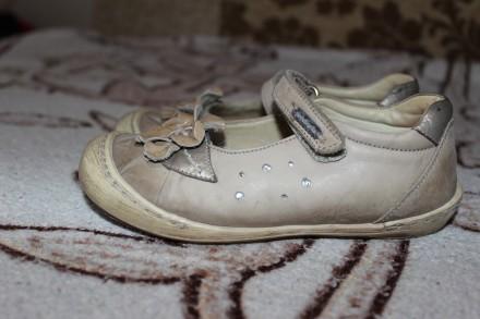 Туфли кожа Rondinella,Італия. Тернополь. фото 1